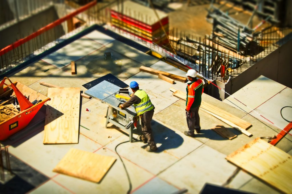 New York Construction Workers are covered by Workers' Compensation insurance in case of a personal injury accident