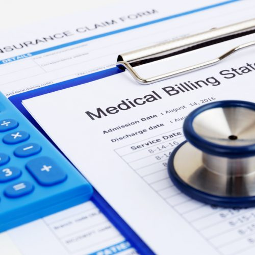 medial bill after a workplace injury